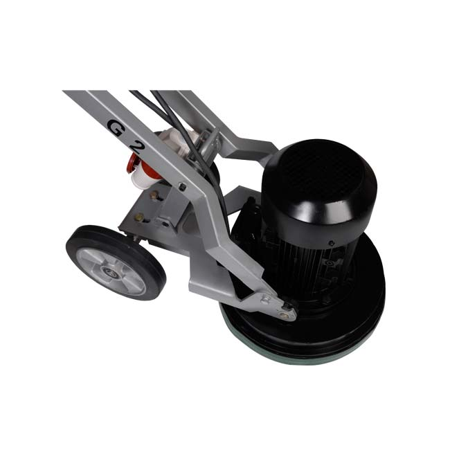 Professional Concrete Floor Grinding Machine For Trowel Marks And Faults Removal