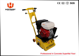 China Walk Behind Concrete Scarifier Machine With TCT Cutter Depth Control Available supplier