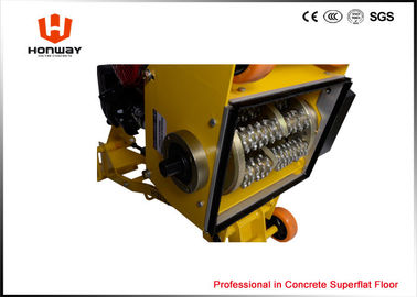 Walk Behind Concrete Scarifier Machine With TCT Cutter Depth Control Available