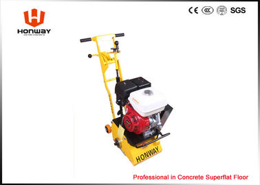 China Upright Concrete Grooving Equipment , Walk Behind Asphalt Planer Energy Efficiency supplier