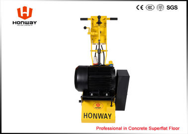 China High Speed Road Concrete Milling Machine , Pavement Grooving Machine For Slip Resistance supplier