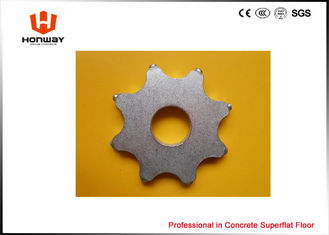 China Abrasion Resistance Scarifier Cutters 6 Tips 8 Tips For Floor Grooving Machine supplier