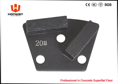 China High Speed Concrete Floor Grinding Pads Round Diamond Polishing Pads For Marble supplier