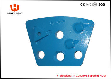 China Industrial Granite Grinding Pads Concrete Grinding Blocks For Dry Or Wet Grinding supplier