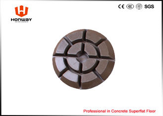 China Commercial Floor Polishing Machine Pads , Diamond Polishing Tools Water Resistant supplier
