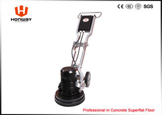 China Small 380v Electric Concrete Floor Grinding Machine Single Head High Motor Rate supplier