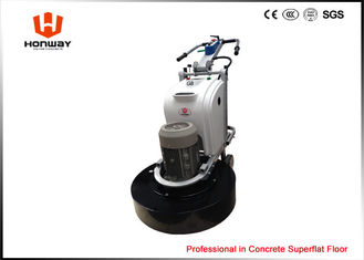 China Planetary Marble Floor Burnishing Machine , Big Size Garage Floor Grinder Rental supplier