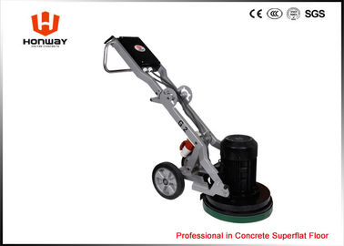 Single Plate Marble Floor Grinding Machine 400mm Grinding Width 1440rpm Speed