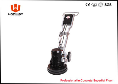 China Big Area Dustless Concrete Floor Grinder , Concrete Floor Cleaning Machine 380V supplier