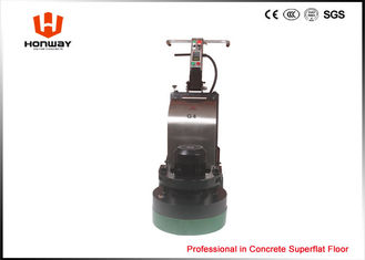 China Variable Speed Dust Free Concrete Grinder Rental , Concrete Floor Polishing Equipment supplier