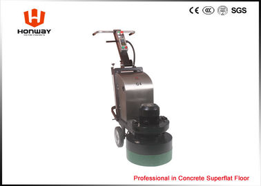 China Planetary Structure Floor Grinding And Polishing Machine With Inverter 5.5KW supplier
