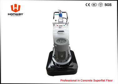 China Four Plates Artificial Floor Grinding And Polishing Machine For Road Construction supplier