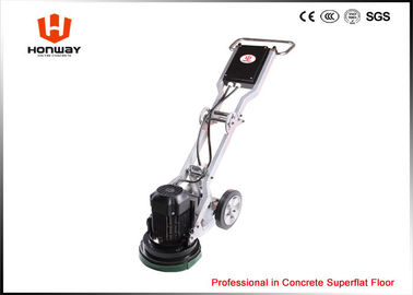 China Portable Electric Concrete Grinder , Concrete Edge Grinder Polisher Machine supplier