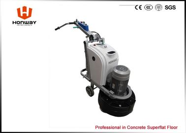 China Upright Electric Industrial Floor Grinder Equipment 550mm Grinding Width supplier