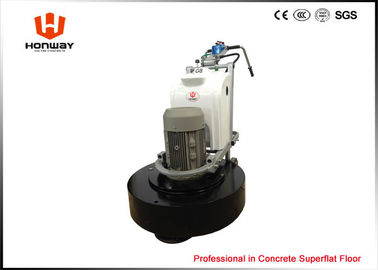 China Gear Driven Industrial Floor Grinder Planetary Grinding Machine With 250*3 Plate supplier