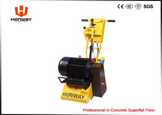 China Low Noise Concrete Scarifier Machine / Road Scarifier With Carbide Milling Cutter supplier