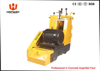 China High Efficiency Electric Concrete Scarifier Machine With Scarifier Tool supplier