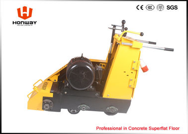 China Concrete Self Propelled Paint Scarifier , Floor Cleaning Concrete Planing Equipment supplier