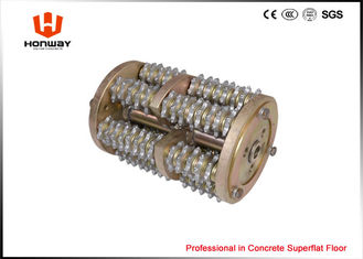 China ZINC Plate Scarifier Drum Scarifier Spare Parts With 8 Point TCT Tungsten Scarifier Cutters supplier
