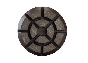 China Metal Floor Polishing Pads Floor Polishing Machine Accessories With Ideal Resin Binder supplier