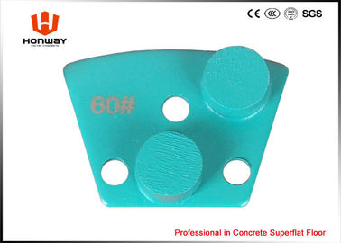 China Rectangle Shape Floor Grinding Pads For Marble Granite Terrazzo Floor Grinder supplier