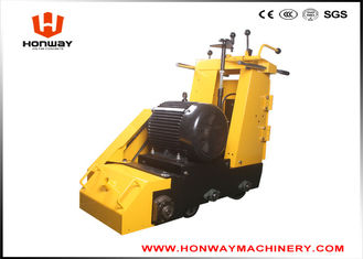 China Road Self Propelled Scarifier For Removing Trip Hazards And Traffic Lines supplier