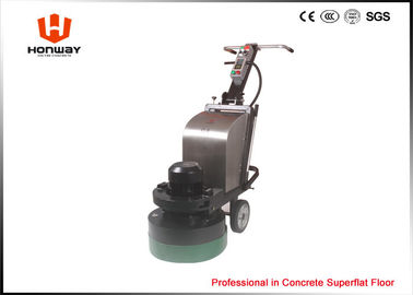 China Durable Concrete Sidewalk Grinder Rental , Small Concrete Polisher For Floor Renovation supplier