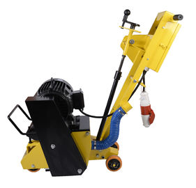 China Portable Asphalt Milling Machine , Durable Walk Behind Scarifier Long Life Span supplier