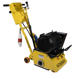 China Road Repair Concrete Scarifier Machine 200mm Working Width High Efficiency supplier