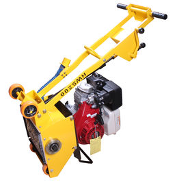China Portable Asphalt Scarifying Machine , Concrete Floor Removal Equipment 105KG supplier