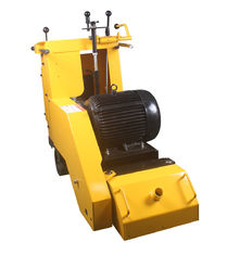 China Durable Self Propelled Concrete Scarifier Rental , Asphalt Grooving Machine 340KG supplier