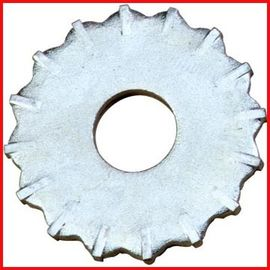 China Small Concrete Milling Cutter , Floor Planer Scarifier Parts OEM / ODM Available supplier
