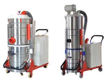 China Max 25Kpa Concrete Grinding Vacuum Cleaners 380v-440V Three Phrase supplier