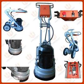 China 2.2KW Concrete Floor Grinding Machine For Floor Edge And Small Floor Area supplier