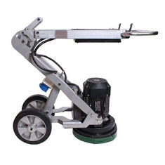 China 110 V Concrete Floor Grinding Machine 280mm Grinding Width Single Plate supplier