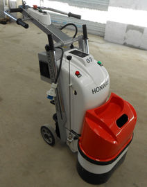 China 550mm Grinding Width Concrete Floor Grinder Machine Two Grinding Heads 4kw supplier