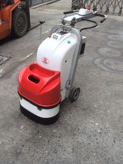 China Dual Head Grinding Plate Electric Floor Grinder With Gear And Belt Driven supplier