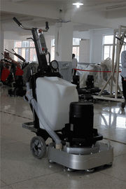 China Low Noise Concrete Floor Grinding Machine For Large Factory Warehouse And Garage Floor supplier