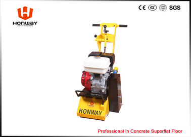 China Walk Behind Floor Scarifying Machine , Concrete Grooving Machine Model Japan HONDA supplier