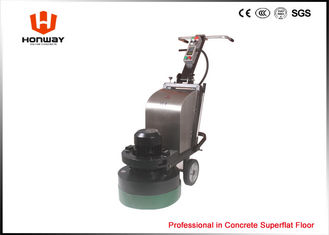 China Gear Driven Three Round Heads Floor Cleaning And Polishing Machines High Speed supplier