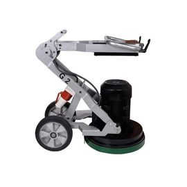 China Light Marble Floor Grinding Machine For Hotel Use , Floor Grinding And Polishing Machine supplier