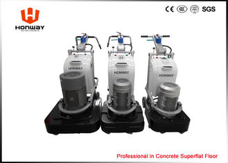 China Four Grinding Plate Delta Inverter Marble Floor Polishing Machine For Variable Motor Speed supplier