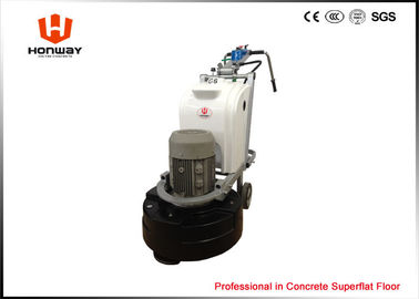China 230*3 Plate Disc Terrazzo Floor Grinding Machines For Floor Renovation supplier