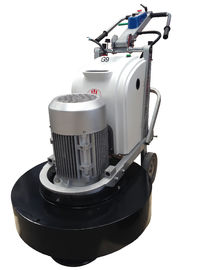China Planetary Terrazzo Floor Grinding Machines With Four Plates For Grinding And Polishing supplier
