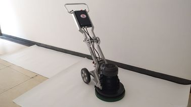 China Single Plate Redi Lock And Magnet Terrazzo Floor Cleaning Machine 400mm Working Width supplier