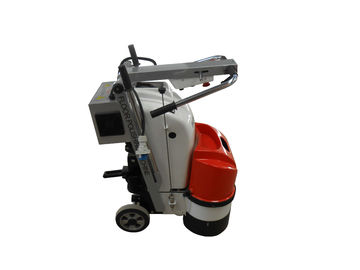 China Dual Grinding Heads 4KW Terrazzo Floor Grinding Machines For Small Area supplier