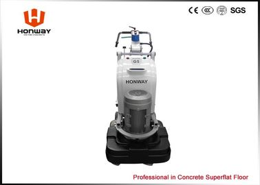China 10 Hp Gear Driven Terrazzo Cleaning Machine Four Grinding Heads 600mm Working Width supplier