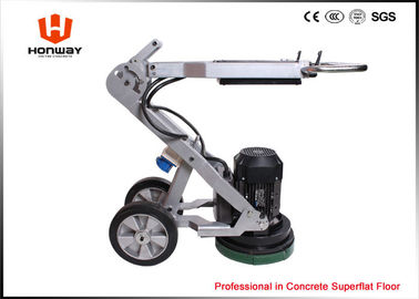 Small Area Concrete Floor Grinding Machine Ergonomic Working Posture 220V 1 Phrase