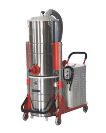 China Automatically Concrete Grinding Vacuum Cleaners With PTEE Filter 5.5KW Power supplier