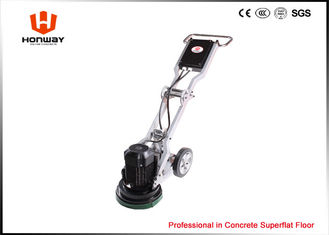 China Lightweight Walk Behind Floor Grinder , Single Head Granite Floor Polishing Machine supplier